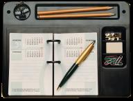 /Подставка под календарь с отделениями