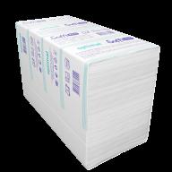 """/Полотенца целлюлозные """"SoffiPRO OPTIMAL"""", 2-х сл., 200 листов, V-сложения, белый"""
