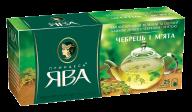 """/Чай зелёный 1.5г*25 пакет, """"Чебрец и мята"""", ПРИНЦЕССА ЯВА"""