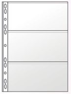 06-9020-0 Файл для банкнот А4 (11отв., PVC)