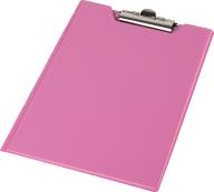 @$Клипборд-папка А5, PVC, розовый