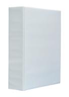 "Регистратор ""Панорама"" A4/4D/70 PVC, белый"