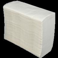 /Полотенца целлюлозные Z-образные.,200шт., 2х сл., белый