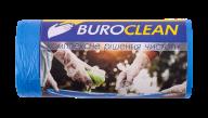 /Пакеты для мусора 35л/50 шт, синие, 500х600мм, 8мкм BuroClean EuroStandart