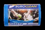 /Пакеты для мусора 35л/100 шт, синие,  500х600мм, 8мкм BuroClean EuroStandart