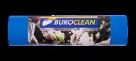 /Пакеты для мусора 240л/5 шт, крепкие, синие,  900х1300мм, 35мкм BuroClean EuroStandart