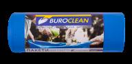 /Пакеты для мусора 240л/10 шт, крепкие, синие, 900х1300мм, 35мкм  BuroClean EuroStandart