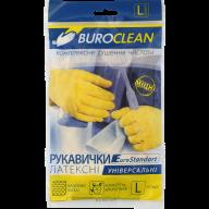 Перчатки хозяйственные Buroclean, размер L