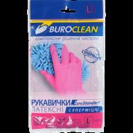 Перчатки хозяйственные суперпрочные Buroclean, размер L