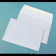 /Конверт С6 (114х162мм) белый СКЛ (термоупаковка)