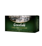 "/Чай черный 2г*25, пакет, ""Earl Grey Fantasy"", GREENFIELD"