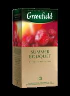 "/Чай травяной 2г*25, пакет, ""Summer Bouquet"", GREENFIELD"