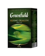 "/Чай зеленый 100г, лист, ""Flying Dragon"", GREENFIELD"