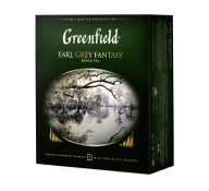 "/Чай черный 2г*100, пакет, ""Earl Grey Fantasy"", GREENFIELD"