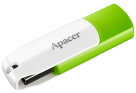 /Флеш-память 16GB Green/White Apacer AH335