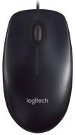 /Мышь LOGITECH Mouse M90, Серая