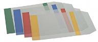 /Набор обложек для учебников, 225*400 мм с клапаном, PVC, 5 шт.