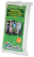 /Салфетки для мобильных телефонов и портативной техники, 15 шт/уп,  влажные (Р)