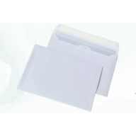 /Конверт С5 (162х229мм) белый СКЛ с вн. печатью