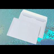 /Конверт С5 (162х229мм) белый СКЛ с вн. печатью (термоупаковка)
