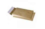 /Конверт С4 (229х324мм) коричневый СКЛ с расширением, 40мм по узкой стороне