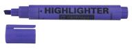 /Текст-маркер флуор. Fax клинопод. 1-4,6мм, фиолетовый