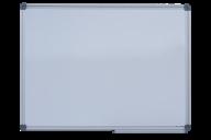 $Доска магнитная  сухостираемая, JOBMAX, 45х60см, горизонтальная, алюминиевая рамка
