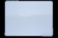 $Доска магнитная  сухостираемая, JOBMAX, 90х120см, горизонтальная, алюминиевая рамка