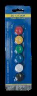 Комплект магнитов, 20 мм, по 6 шт. в упаковке