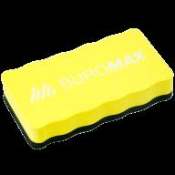 @Губка для сухостираемых досок с магнитом, желтый