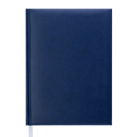 Ежедневник недат. EXPERT, L2U, A5, синий, бумвинил/поролон