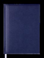 Ежедневник недат. BASE(Miradur), L2U, A5, синий, бумвинил/поролон