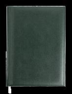 Ежедневник недат. BASE(Miradur), L2U, A5, зеленый, бумвинил/поролон