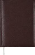 Ежедневник недат. BASE(Miradur), L2U, A5, коричневый, бумвинил/поролон