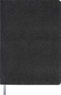 Ежедневник недат.AMAZONIA, L2U, A5, черный, иск.кожа