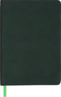 Ежедневник недат.AMAZONIA, L2U, A5, зеленый, иск.кожа