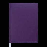 Ежедневник недат. BELCANTO, L2U, A5, фиолетовый, бумвинил/поролон