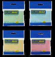 Блок бумаги для записей PASTEL, 76х102 мм, 100 л., ассорти