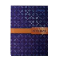 /Записная книжка INSOLITO, А5, 96 л., клетка, твердая картонная обложка, синяя