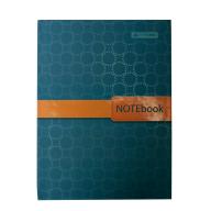 /Записная книжка INSOLITO, А5, 96 л., клетка, твердая картонная обложка, бирюзовая