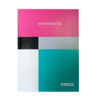 /Записная книжка CHIAZZATO, А5, 80 л., клетка, интегральная обложка, розовая