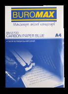 $Бумага копировальная, синяя, А4, 100 л.