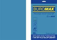 Бумага цветная INTENSIVE, EUROMAX, синяя, 20 л., А4, 80г/м2
