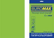 Бумага цветная INTENSIVE, EUROMAX, зеленая, 20 л., А4, 80 г/м²