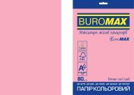 Бумага цветная Euromax А4, 80г/м2, INTENSIVE, розовая, 20л., А4, 80 г/м²