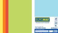 Набор цв.бумаги INTENSIVE, 5 цв., 250 л., А4, 80 г/м²