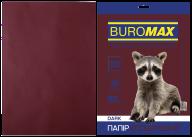 Бумага цветная DARK, коричневая, 20 л., А4, 80 г/м²