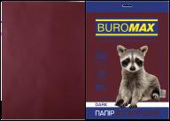Бумага цветная DARK, коричневая, 50 л., А4, 80 г/м²