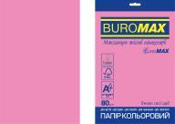 Бумага цветная NEON, EUROMAX, розовая, 20л., А4, 80 г/м²