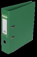 $Регистратор двухст., зеленый, А4, 70 мм, ELITE